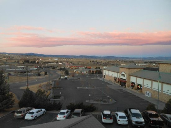 Best Western Plus Castle Rock: view of the mountains to the west