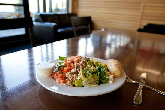 The Bistro at Water's Edge: Many healthy options at The Bistro including vegan and gluten free options.
