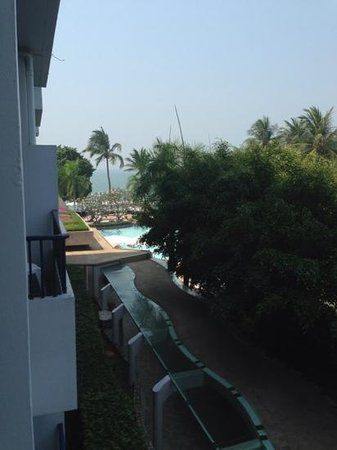 Dusit Thani Pattaya: sea view room?