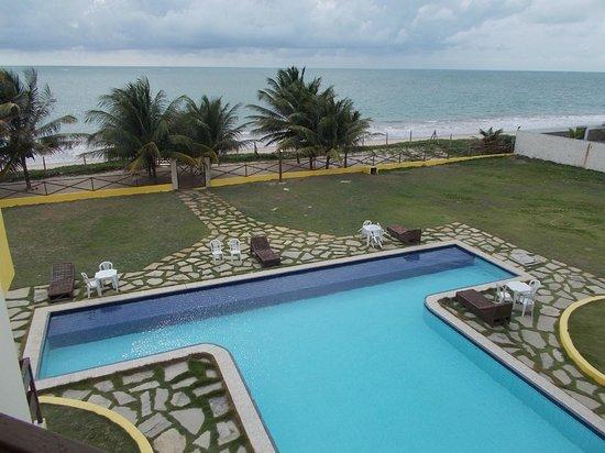 Som das Ondas: Da piscina para o mar - 30 metros apenas