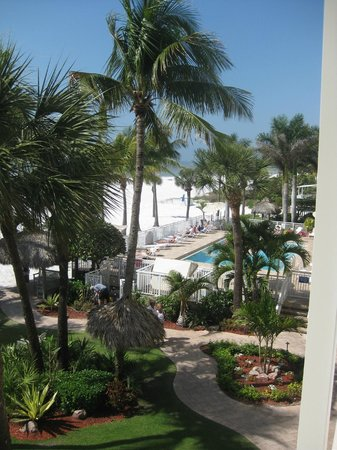 Best Western Plus Beach Resort:                   View from balcony