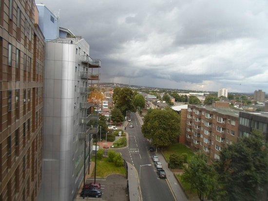 Hampton by Hilton London Croydon:                   view