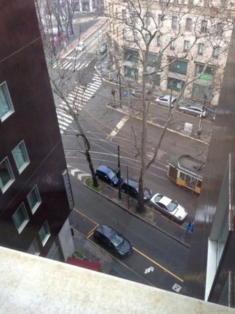 Windsor Hotel Milano: tram
