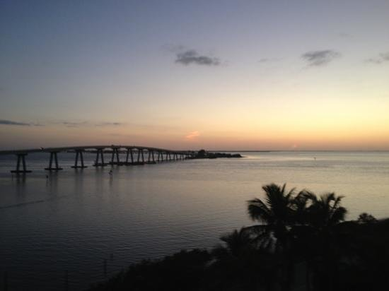 Sanibel Harbour Marriott Resort & Spa:                   view off our balcony at Captiva Tower
