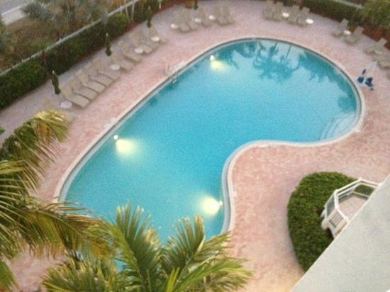 Sanibel Harbour Marriott Resort & Spa:                   pool at Captiva Tower