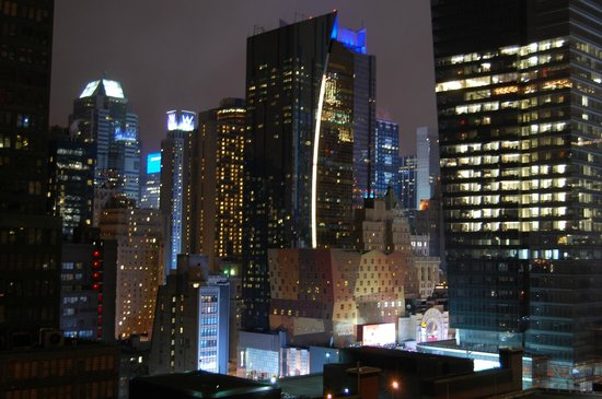 Staybridge Suites Times Square - New York City:                   View from our room