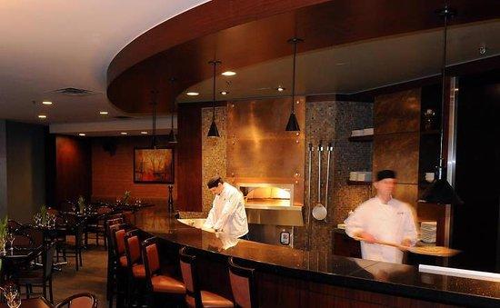 Aroma Mediterranean Resto Bar : The Ferno Grill