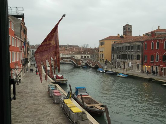The Balcony Picture Of Hotel Tre Archi Venice Tripadvisor