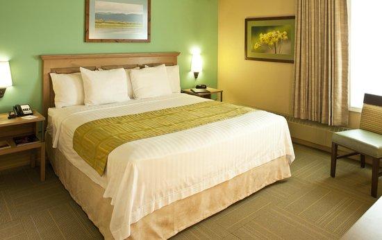 Nullagvik Hotel : King Room