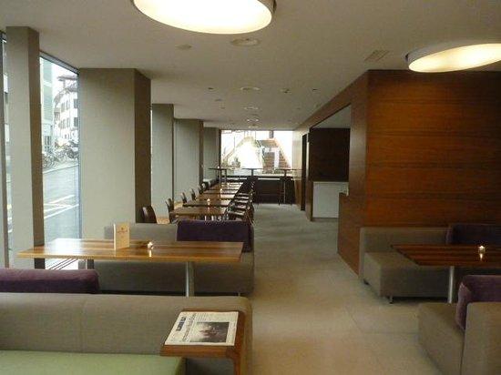 Hotel D - Basel: Hotel aerea
