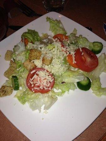 Campestre:                   salad