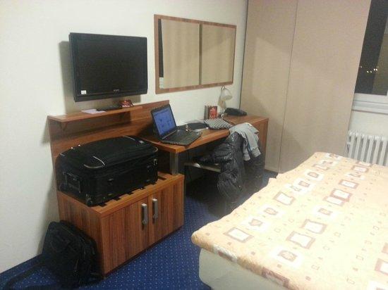 Hotel Vista: Room