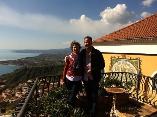 Hotel Villa Ducale:                   impressive
