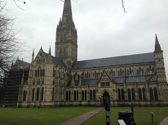 Salisbury Cathedral and Magna Carta: The cathedral