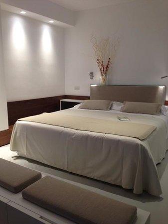 Hotel Villa Belvedere:                   Comfortable Bed