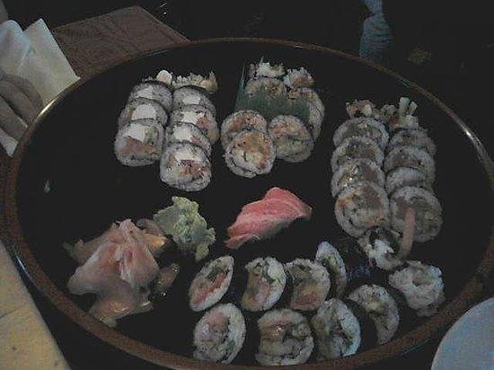 Marc's Fusion Cafe:                   Sushi