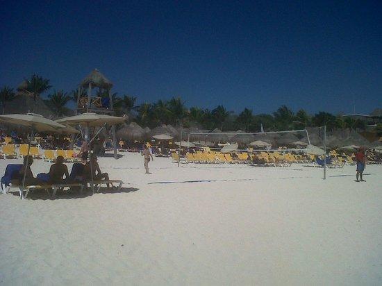 Iberostar Tucan Hotel: Playa