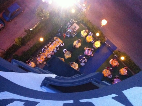 Hotel Merkury: Ferragosto 2013
