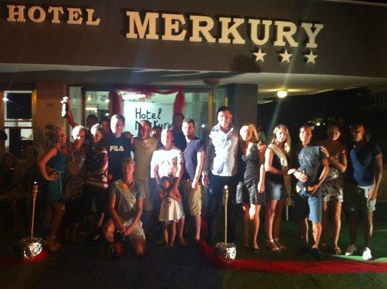 Hotel Merkury: Miss e Mrs. Merkury 2012