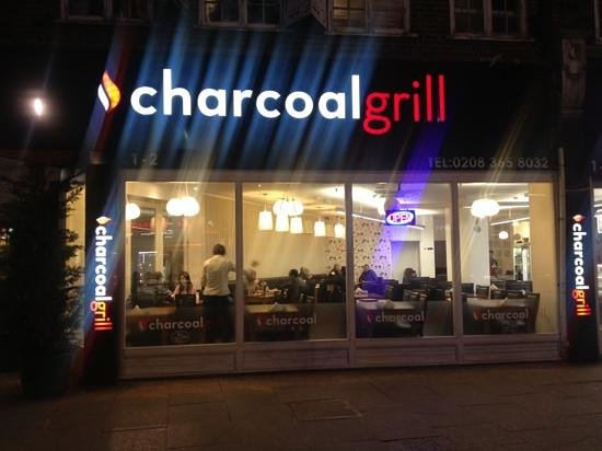 Charcoal Grill London High Rd Restaurant Reviews
