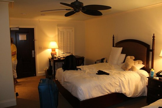 Vero Beach Hotel & Spa - A Kimpton Hotel:                   Room with no view