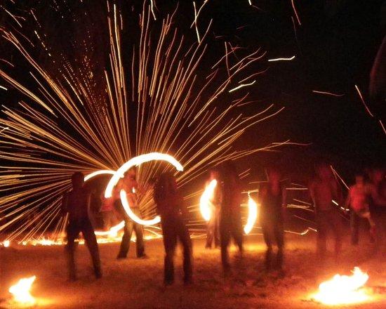 Holiday Inn Resort Vanuatu:                   Fire Dancing Show - Fantastic