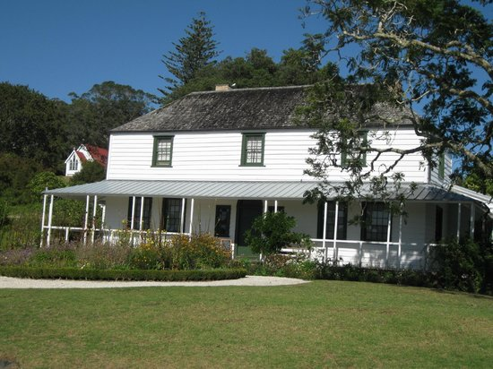 Rewa's Village : Kemp House - Mission settlement - Kerikeri