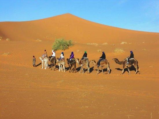 Rutas con Encanto Day Tours :                   Marruecos 5