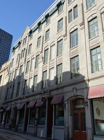 Auberge Bonaparte: Perfection in Old Montreal
