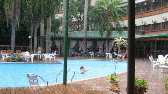 El Libertador: Pool area
