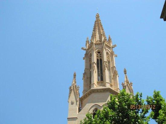 Santa Eulalia:                   Campanario
