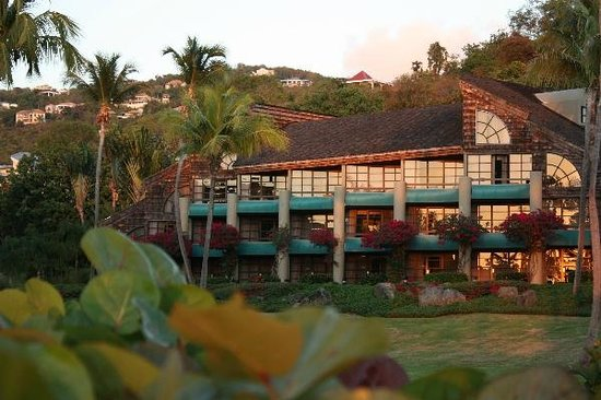 The Westin St. John Resort Villas:                   Westin hotel rooms