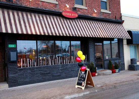 New Italian Restaurant Stayner