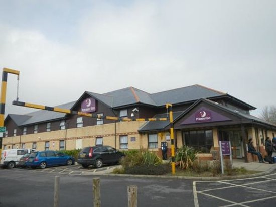 Premier Inn Weymouth Seafront Hotel: exterior