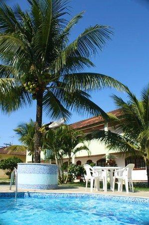 Pousada Recreio da Praia: Nossa piscina