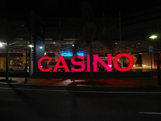 The Reef Casino:                   カジノ入り口