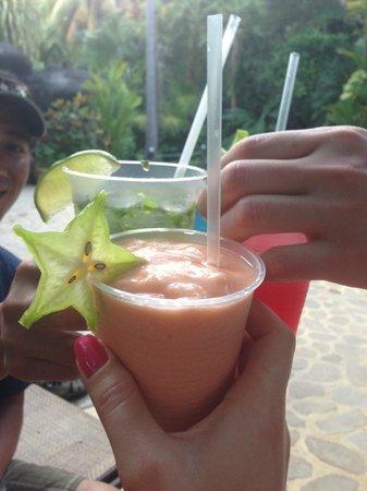 Ylang Ylang Restaurant:                   Papaya Colada