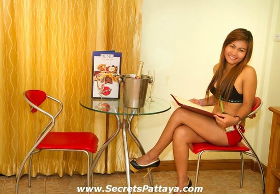 Secrets Bar, Nightclub & Hotel: Room Service available