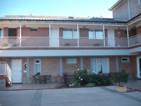 Hotel Costa Limay : Vista de las habitaciones