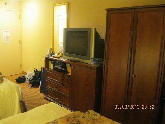La Quinta Inn Queens New York City : Room 525