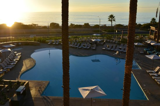 Cape Rey Carlsbad, a Hilton Resort :                   View from room