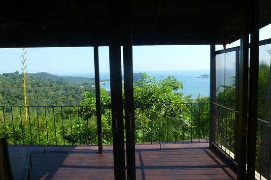 La Mariposa Hotel:                   tjhe view 3