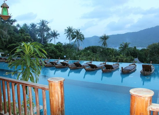 Santhiya Koh Phangan Resort & Spa: From our Deck