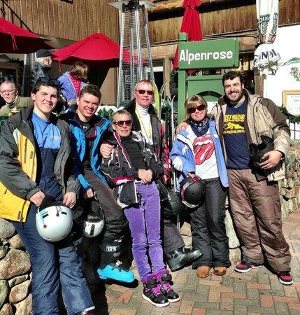 Vail Mountain Resort:                   Vail Village