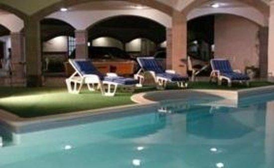 Hotel Hacienda de Castilla:                   muy padres instalaciones