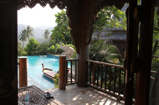 Santhiya Koh Phangan Resort & Spa: Doesn't get any better than this!
