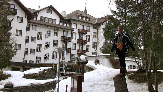 Sunstar Alpine Hotel Flims:                   Sunstar Surselva