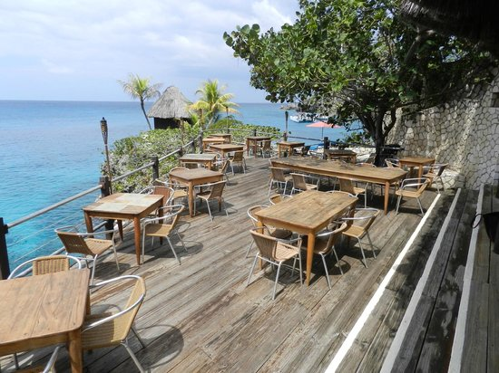 Rockhouse Hotel: Restaurant