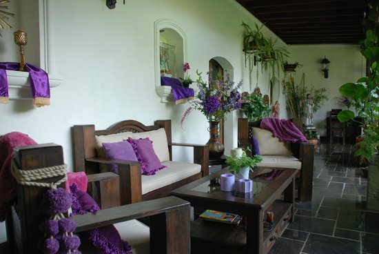 Hotel la Catedral:                   Common Area