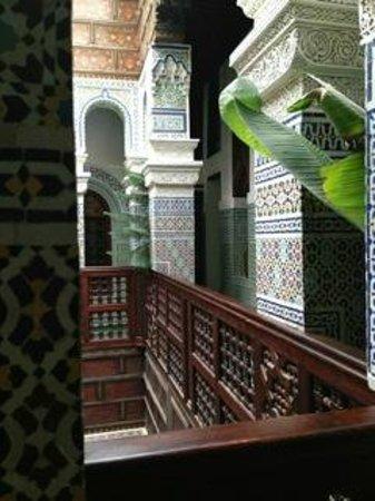 Riad Rcif:                   inside